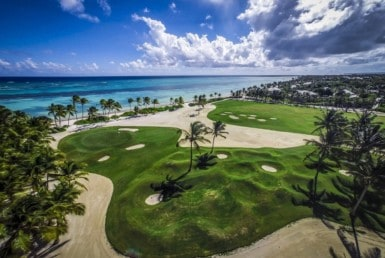 Corales Golf Course in Punta Cana, Dominican Republic