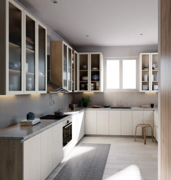 Cana Pearl Interior kitchen