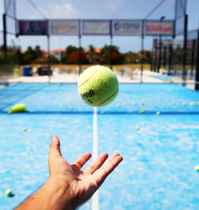 Cocotal Tennis Paddle Ball