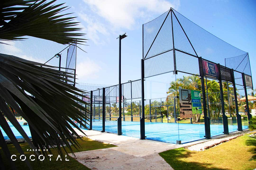 Cocotal Paddle Court