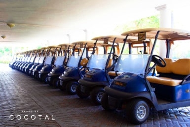 Cocotal Golf Carts