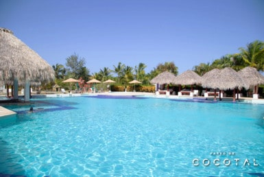 Cocotal Club House Swimming Pool