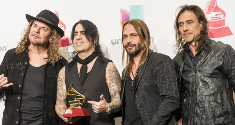 "Maná and Alejandro Sanz join in ""Singing for Punta Cana"""